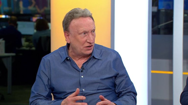 Sky Sports News guest Neil Warnock says Odion Ighalo is not the right fit for Manchester United.