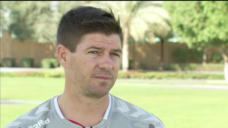 Gerrard says Rangers can't get carried away after their win at Celtic and warns his side they must stay focused in the title race