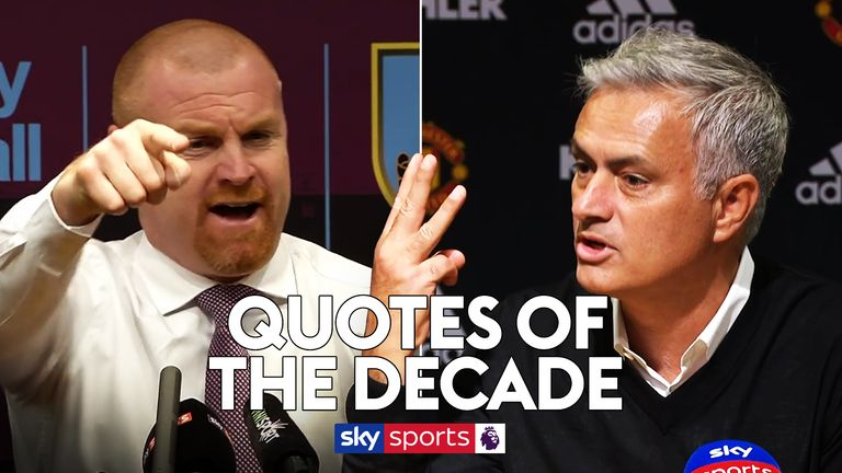 Premier League Quotes of the Decade