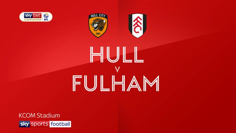 Highlights from the Sky Bet Championship match between Hull and Fulham