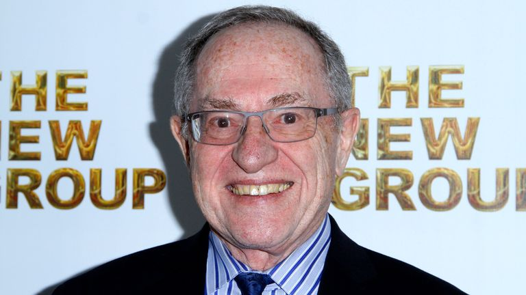 Alan Dershowitz was on the 'Dream Team' of lawyers who got OJ Simpson acquitted of murdering his wife and her friend