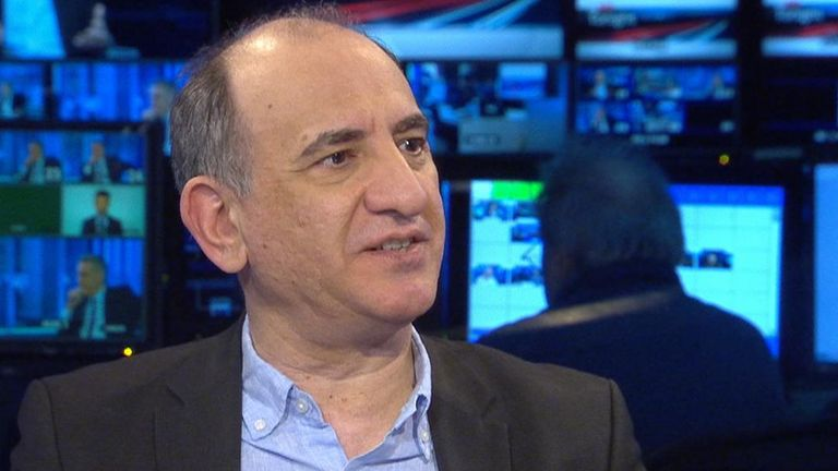 "Writer and director Armando Iannucci has said that politicians have decided ""there are no conventions anymore"" and that they can 'change the rules'."
