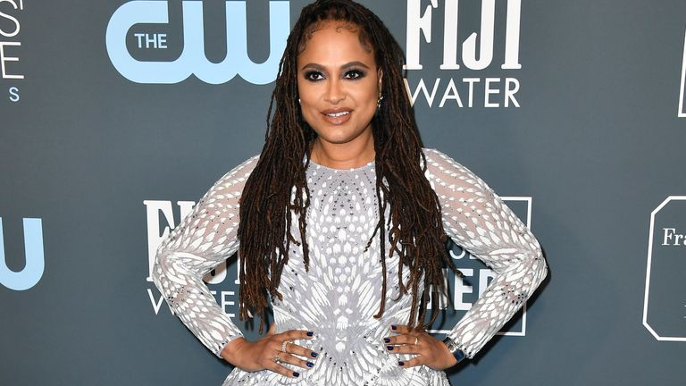 Ava DuVernay attends the 25th Annual Critics' Choice Awards at Barker Hangar on January 12, 2020 in Santa Monica, California