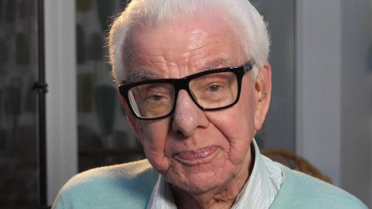 Barry Cryer has paid tribute to the Welsh actor, saying that when you were working with Jones 'you would laugh so much'.