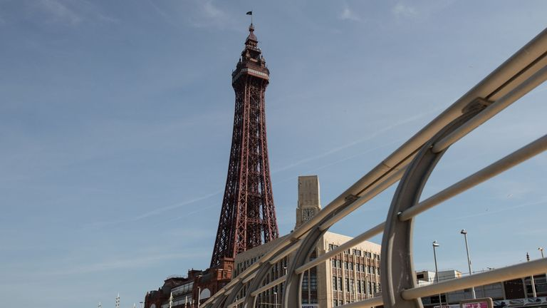 Blackpool is the worst place to be a girl in the UK
