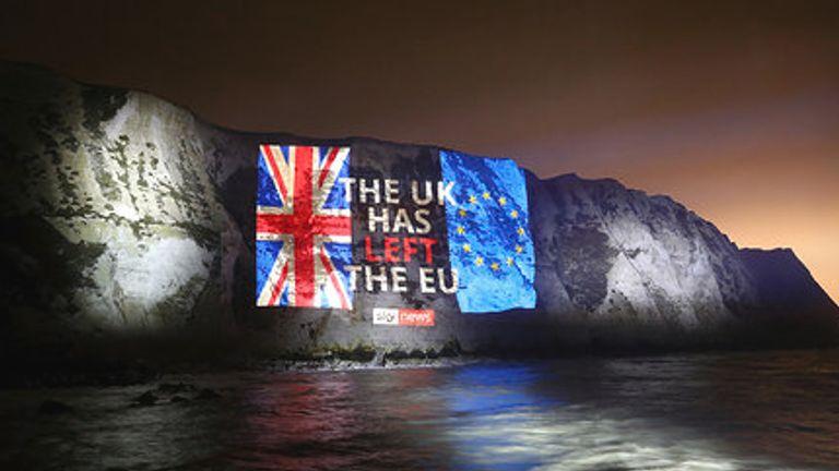 The UK has left the EU