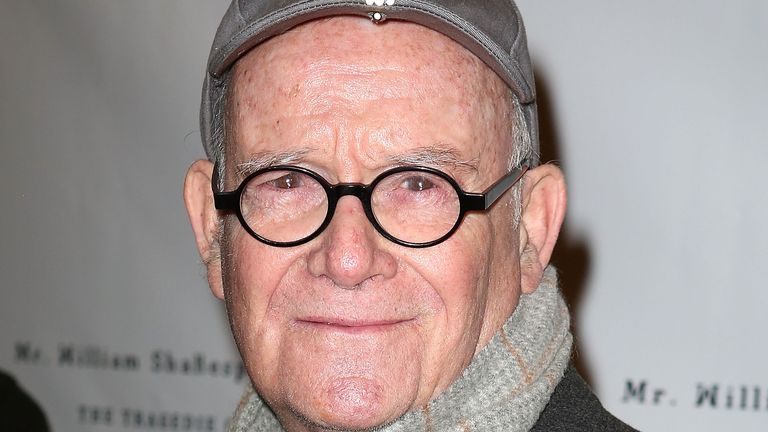 Buck Henry is known for his work on The Graduate and Get Smart