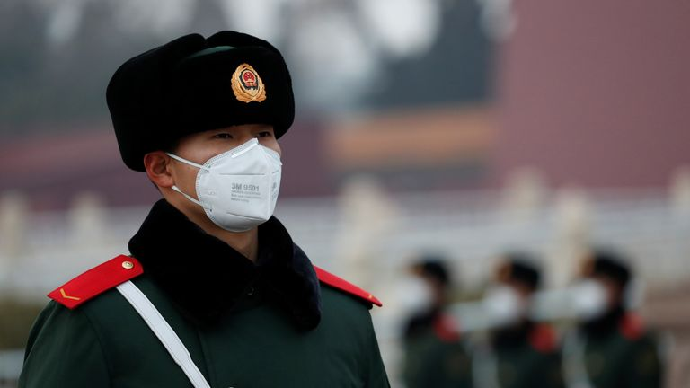 China has warned that the virus is getting stronger