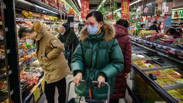People across China are on high alert as the virus continues to spread