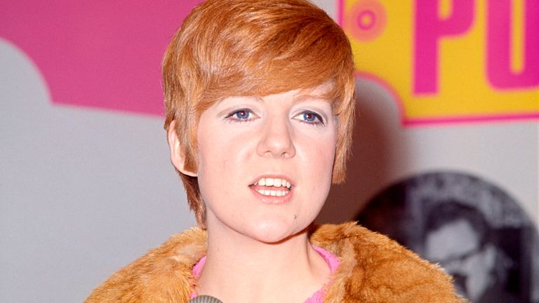 Cilla Black rose to fame in the 1960s