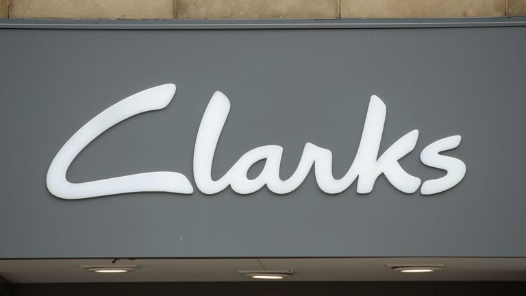 Clarks is one of Britain's most recognisable brands