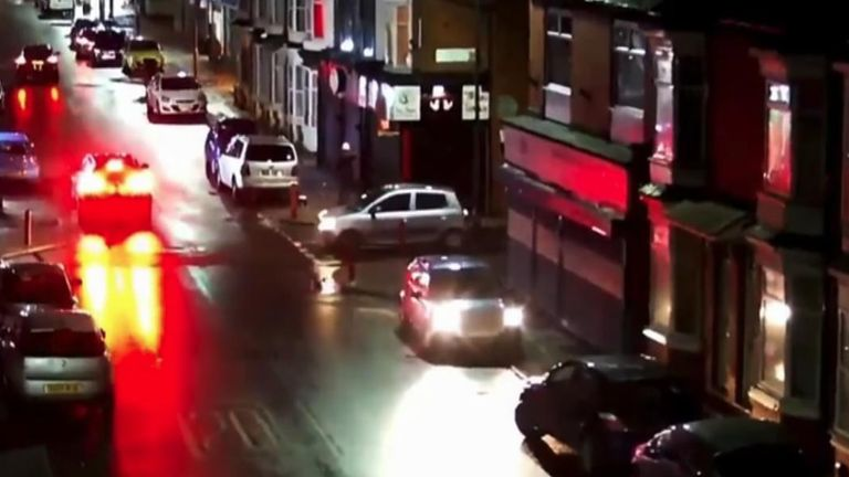 CCTV shows her final known movements