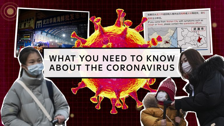 Sky's Tom Cheshire explains what you need to know about the coronavirus
