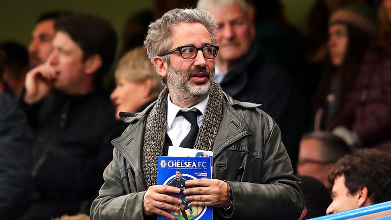 David Baddiel is working with the BBC on a documentary about Holocaust denial