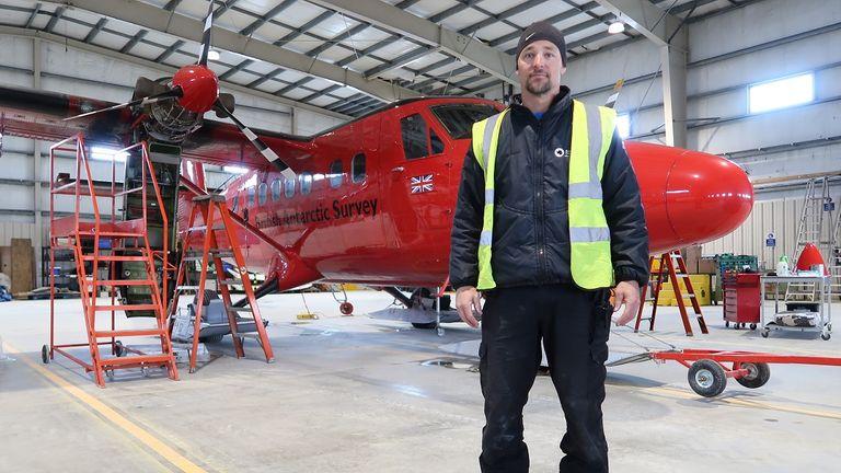 Pilote David Landy