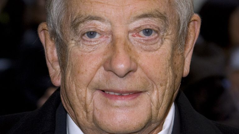 Derek Fowlds has died at the age of 82