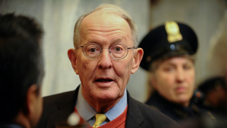 Senator Lamar Alexander said he did not need to see or hear more evidence