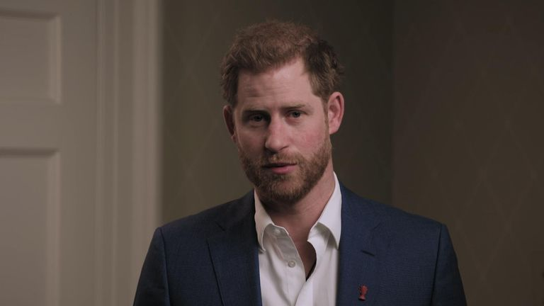 Duke of Sussex fronts campaign promoting mental health in Rugby League