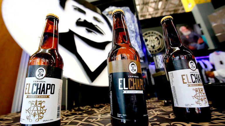El Chapo beer