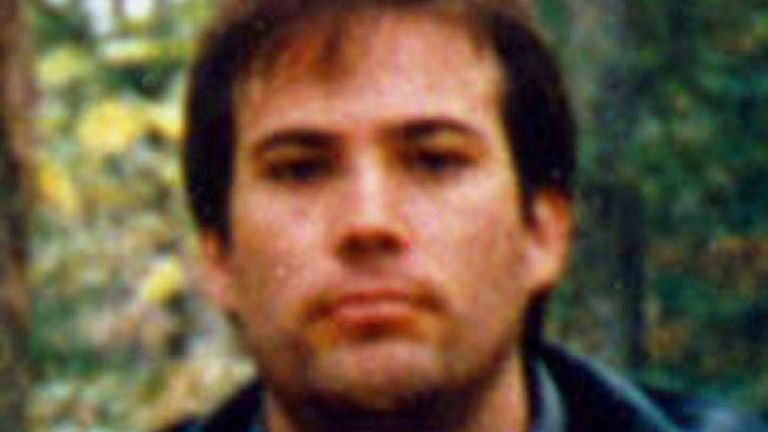 Eric Rudolph (undated photo) vanished in early 1998 and vaulted to the FBI's Most Wanted list after a bombing at a Birmingham, Alabama abortion clinic. Rudolph was later charged in the bombing at Atlanta's Centennial Olympic Park during the 1996 Summer Olympics