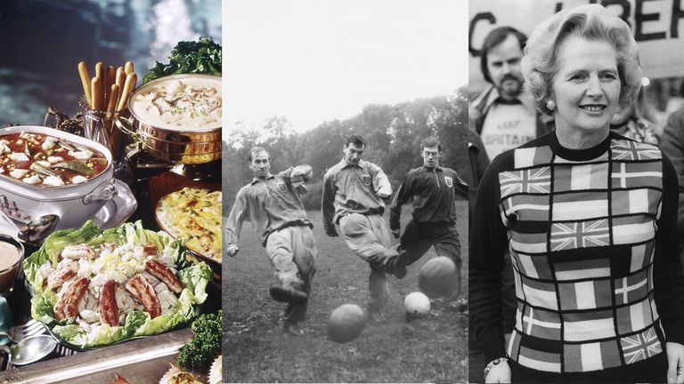 Europe has influence fashion, food and football in the UK for decades