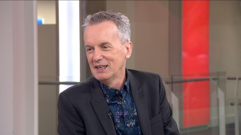 Comedian Frank Skinner gives his thoughts on why the Duke and Duchess of Sussex want to quit their royal roles.