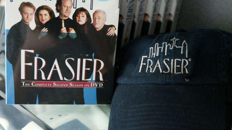 Equitable Life sponsored the popular TV comedy Frasier