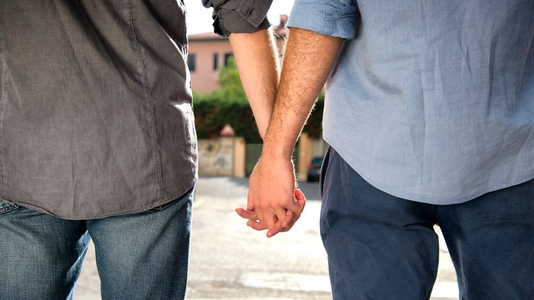 Civil partnerships should not involve sexual contact, says the Church of England