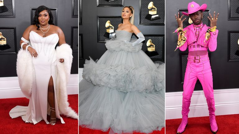 Grammy Awards 2020: Lizzo, Ariana Grande and Lil Nas X