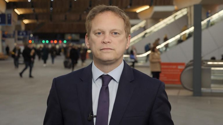 Grant Shapps says 'frustrated commuters will not have to wait long' before action is taken