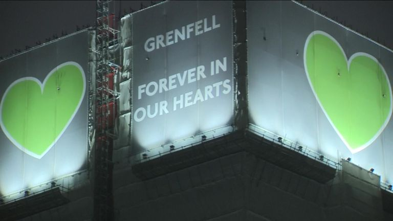 Grenfell adviser's  'conflict of interest'