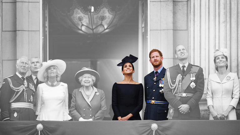 Prince Harry and Meghan have decided to strike out on their own