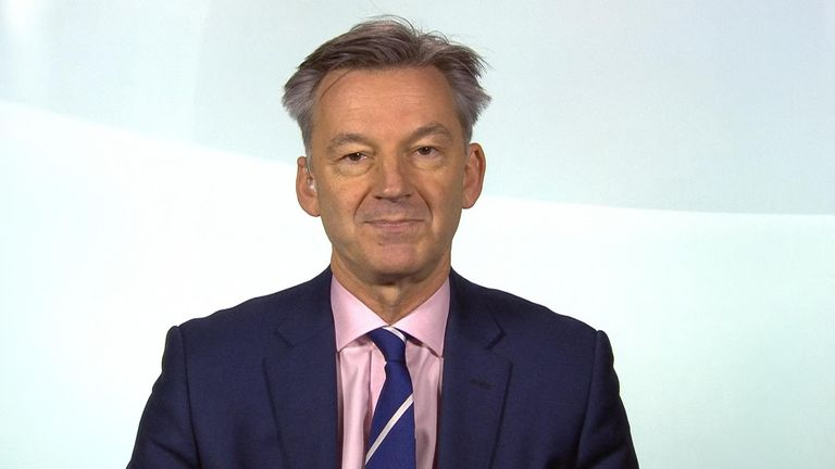Mike Hawes, from the Society of Motor Manufacturers and Traders (SMMT)