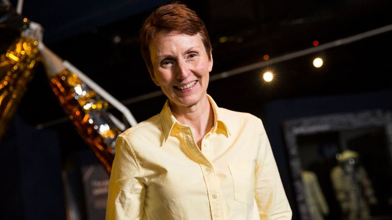 British astronaut Helen Sharman says aliens exist