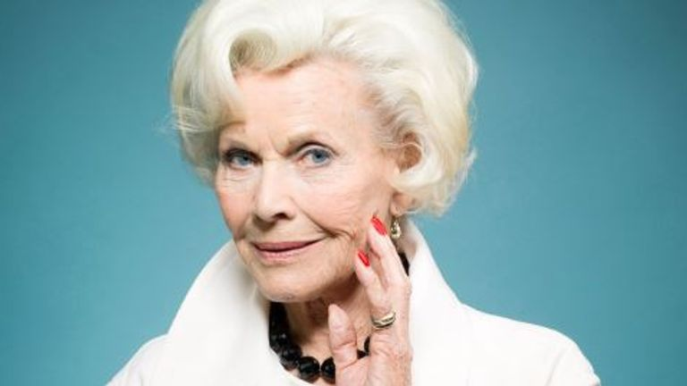 Honor Blackman was one of almost a million policy-holders