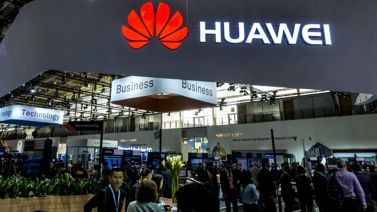 Huawei has denied its equipment could be used for spying