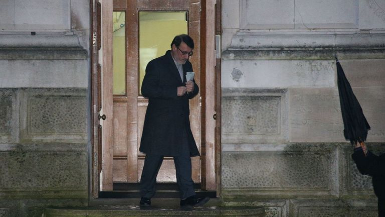 Hamid Baeidinejad, Iranian ambassador to the United Kingdom, was summoned to the Ministry of Foreign Affairs
