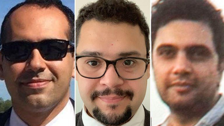 Sam Zokaei, Saeed Tahmasebi, Mohammad Reza Kadkhoda-Zadeh