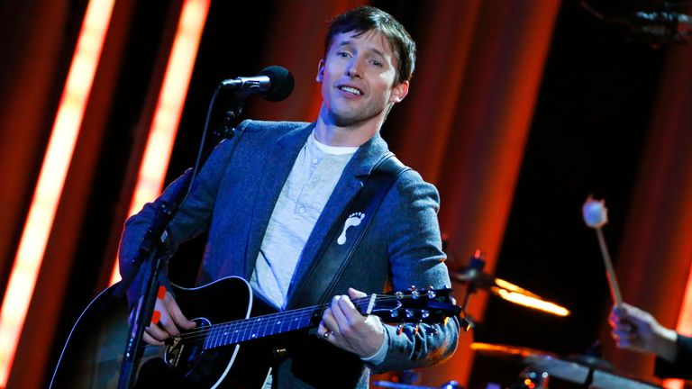 James Blunt is well-known for his witty replies to trolls on Twitter
