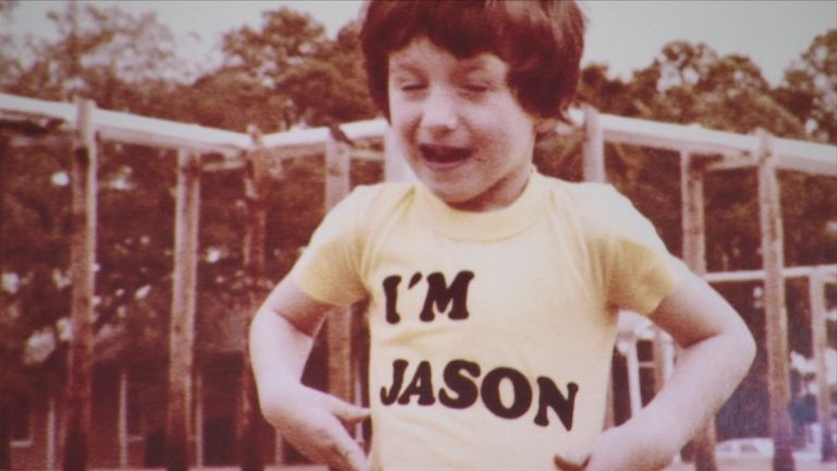 Jason Thomson, died aged 43. He had been trapped in one of the secure hospitals for eight years
