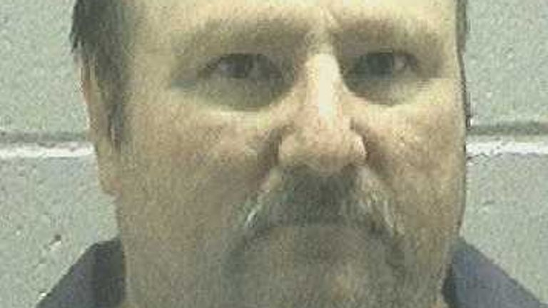 Jimmy Fletcher Meders was spared execution