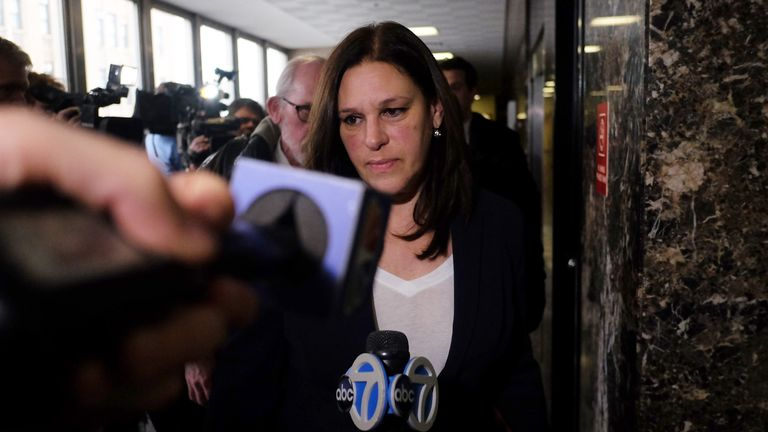 Prosecutor Joan Illuzzi-Orbon will be aiming to secure a conviction