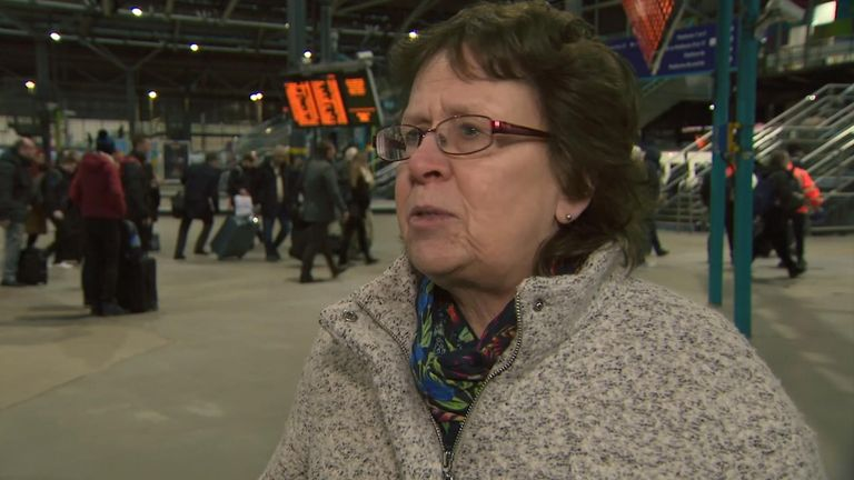Judith Blake said Northern Rail can't continue like this