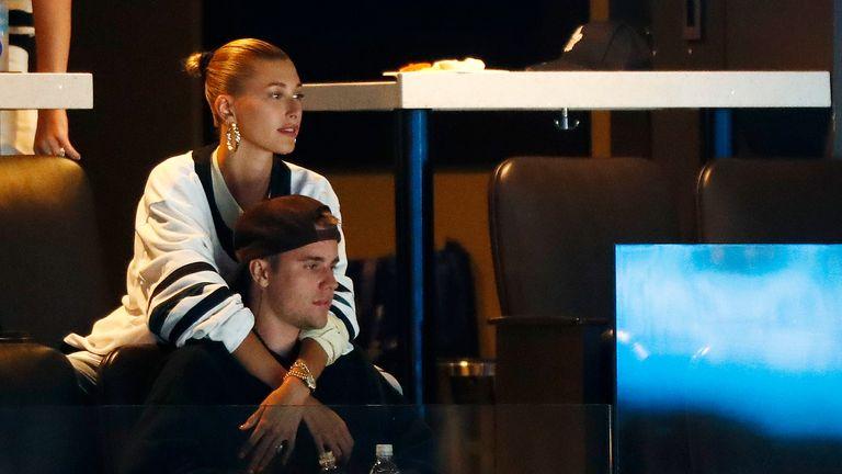 Justin Bieber dit que l'idée de passer sa vie avec sa femme Hailey «lui donne des frissons» | Actualités Ents & Arts