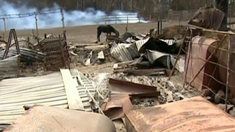 The fires in 2009 killed 173 people