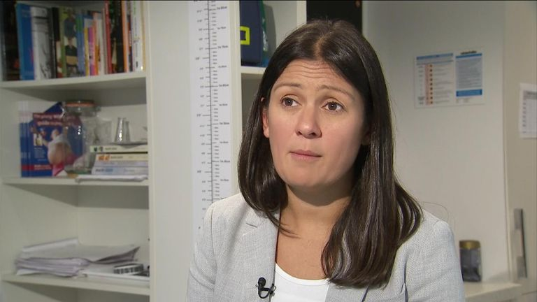 Lisa Nandy is a candidate for Labour leadership
