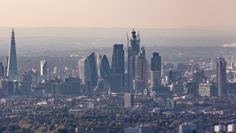 London is no longer seen as the place for socially upward mobile people to head for