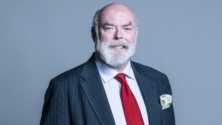 Former House of Commons top clerk - Lord Lisvane