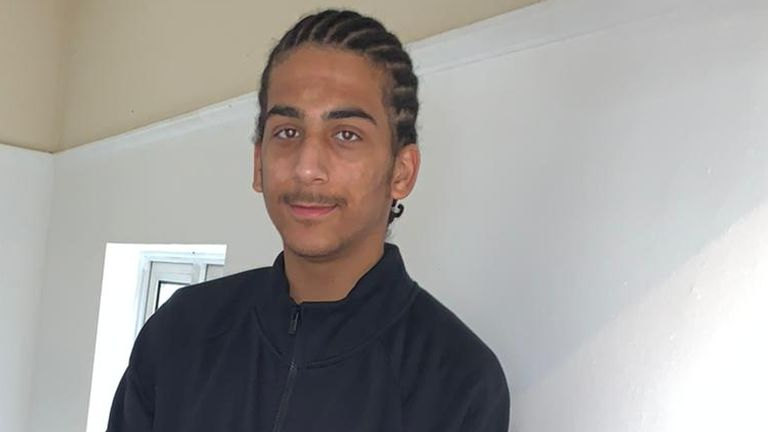 Louis Johnson was pronounced dead at the scene in East Croydon