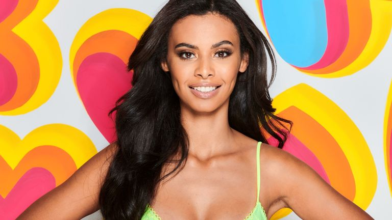 Love Island winter 2020 contestant Sophie Piper. Pic: ITV